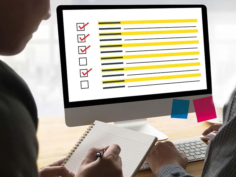 auditoría de sitio web para pymes, autónomos / bloggers